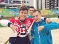 Верняев о фото с российским гимнастом: Я же не обнимаюсь с чьим-то флагом