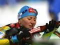 Жертвы тумана. Украинки провалили масс-старт на Кубке мира по биатлону