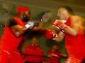 Скорость и сила: Кличко и Дженнингс провели открытую тренировку