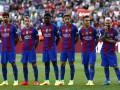 Барселона - Реал: Стали известны стартовые составы команд