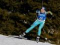 Украинка Меркушина попала в десятку лучших в спринте на Кубке IBU