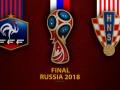 Франция – Хорватия 3:1 онлайн трансляция финала ЧМ-2018