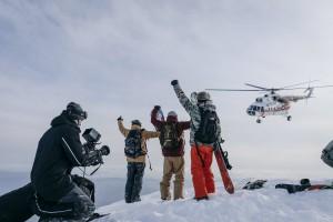 Состоялся допремьерный показ сноубординг-эпика The Fourth Phase