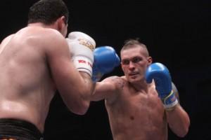 Усик стал единственным атаманом, который добился победы в первом полуфинале
