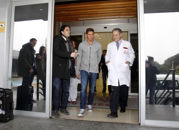 Соса успешно прошел медобследование в мадридском Атлетико