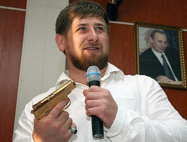 Рамзан Кадыров заявил, что он не будет брать своих слов обратно