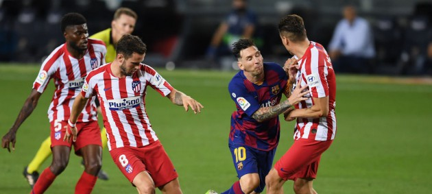 Атлетико – Барселона: определяем фаворита противостояния
