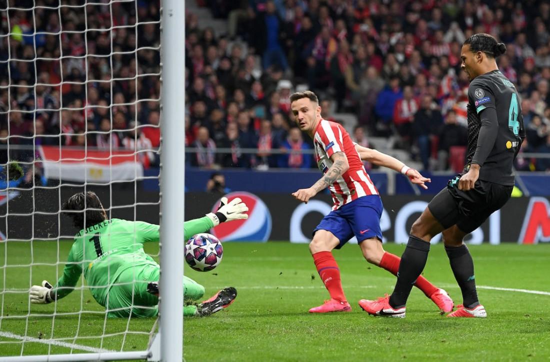 Атлетико - Ливерпуль: видео гола и обзор матча