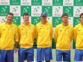 Сборная Японии преподнесла сюрприз Украине перед матчами Кубка Дэвиса