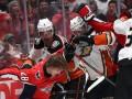 НХЛ: Вашингтон разобрался с Анахаймом, Аризона всухую обыграла Лос-Анджелес