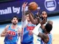 НБА: Бруклин обыграл Шарлотт, Детройт разгромил Вашингтон