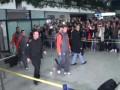 Веселый прием. В Сараево команду Криштиано Роналдо встретили криками Месси, Месси