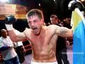Украинец Хитров успешно дебютировал в профессиональном боксе