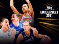 Украине не удалось стать хозяйкой женского Евробаскета-2021