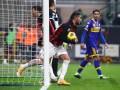 Милан оступился в Серии А, сыграв вничью с Пармой