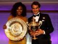 ESPY: Федерер и Серена Уильямс – лучшие теннисисты года