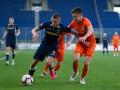 Днепр-1 сыграл вничью с Мариуполем