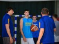 Сборная Украины по баскетболу сегодня проведет первый матч на соревнованиях в Греции