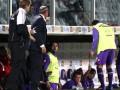 Фиорентина дисквалифицировала до конца сезона подравшегося с тренером полузащитника