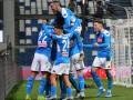 Сассуоло - Наполи 1:2 видео голов и обзор матча чемпионата Италии