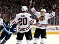 НХЛ: Чикаго разгромил Виннипег, Бостон проиграл Вашингтону