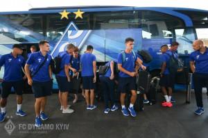 Аякс - Динамо: киевляне отправились в Амстердам