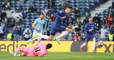 Манчестер Сити - Челси 0:1 видео гола и обзор матча