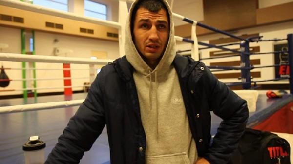 Виктор Постол выиграл свой очередной бой