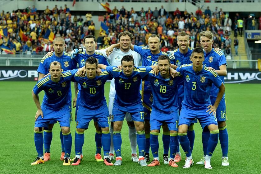Футбол, сборная украины, тарас михалик, анатолий тимощук, сергей назаренко, евгений коноплянка