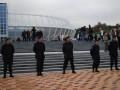 На матче Динамо-Рапид будет работать стандартное количество милиционеров