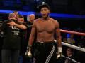 Хантер защитил чемпионский титул WBA, нокаутировав Мальдонадо
