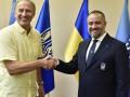 Петраков назначен и.о. главного тренера сборной Украины