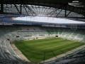 На арене к Евро-2012 во Вроцлаве началась установка акустики