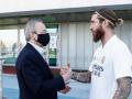 Рамос возобновил переговоры с Реалом о новом контракте