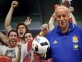 Дель Боске подтвердил отставку и объявил, что прощается с футболом