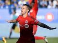 Джовинко вколотил пушечный гол за Торонто
