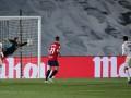 Реал Мадрид одержал трудную победу над Осасуной