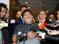Марадона: Месси не хватает характера, что бы быть лидером