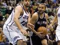 Тони Паркер и Дэвид Ли - герои недели в NBA