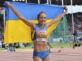 Украина на ЧЕ по легкой атлетике: Золотая Саладуха и серебро с рекордом