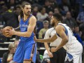 НБА: Бруклин победил Атланту, Оклахома-Сити уступила Миннесоте
