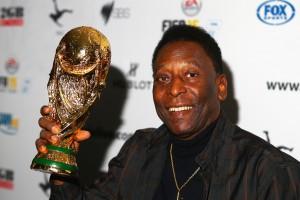 Легенда сборной Бразилии был замечен в инвалидной коляске