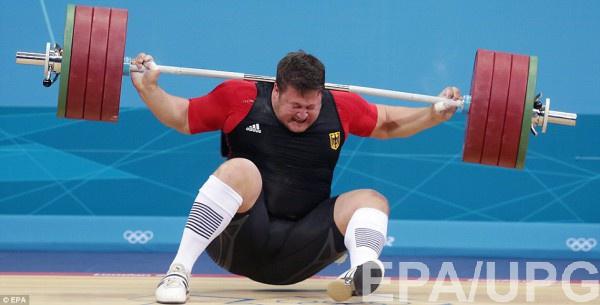 Самые смешные олимпийские провалы