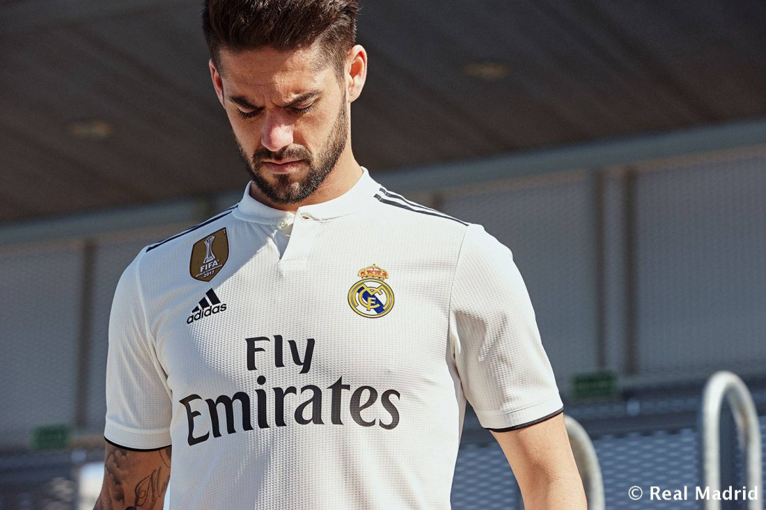 Реал представил новую форму на сезон 2018/19