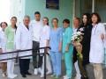 Кравец купил оборудование для родильного отделения больницы