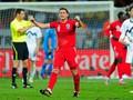 Словения - Англия - 0:1