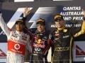 Докатились. Российский пилот финишировал третьим на Гран-При Австралии