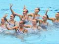 Украинские синхронистки выиграли 6 золотых медалей из 6 возможных