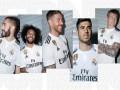 Роналду не участвовал в презентации новой формы Реала