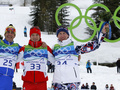 Лыжные гонки: Колонья вывел Швейцарию в лидеры Олимпиады-2010